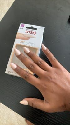 Kiss 4 The Cause Sculpted Gel Fantasy Nails | Ulta Beauty #BestFacialHairRemoval