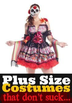 25 Plus Size Halloween Costumes (That Don't Suck)