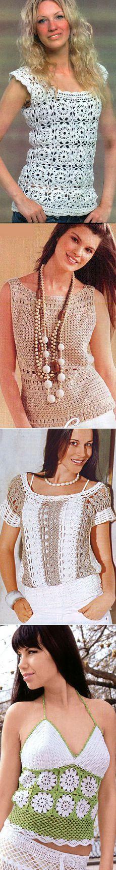 crochet tops-postila.ru