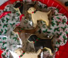 My Holiday Labradors | Cookie Connection
