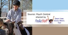 Promoting Research Base for Effectiveness of Equine Therapy - repinned by @PediaStaff – Please Visit  ht.ly/63sNt for all our pediatric therapy pins