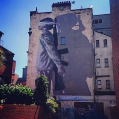 Street Art Manchester, Northern Quarter