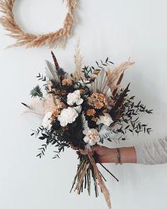 Flower Bouquet Wedding, Floral Wedding, Rustic Wedding, Bouquet Flowers, Lace Wedding, Wedding Dresses, Diy Wedding, Boho Wedding Flowers, Boho Flowers