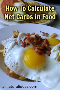 Confused about how to calculate net carbs in food? You're not alone. You need to consider how fiber and sugar alcohols will impact your blood sugar levels.   allnaturalideas.com
