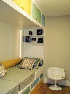 Quartos pequenos: 11 projetos com até 14 m² - Casa