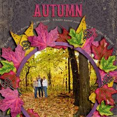 Autumn - Two Peas in a Bucket