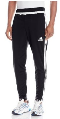 adidas Men's Tiro 15 Training Pant Adidas Sport Pants, Soccer Pants, Soccer Cleats, Adidas Men, Adidas Joggers, Nike Pants, Men's Pants, Adidas Shoes, Large White