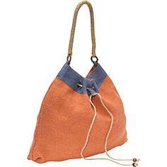 Women's Fabric Tote Handbags - eBags.com - lovely simple design