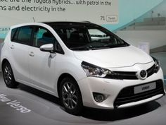 New 2013 Toyota Verso - Cool car.