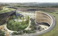 Luca Peralta, Arup — International architectural design competition ...