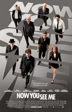Movie Ramble: Now You See Me.