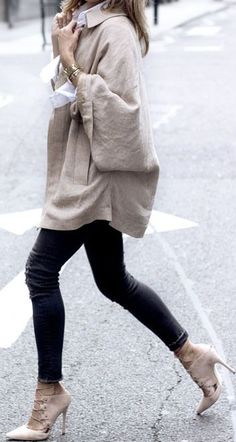 Un-likely Casual Chic Current Neutral Basics Fall Inspo