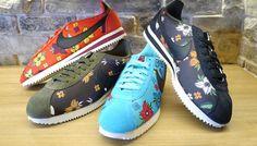 Nike Cortez Flowers