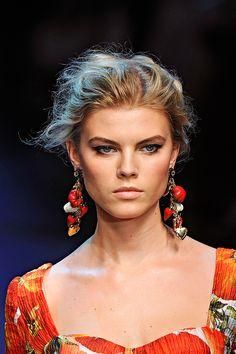 Dolce & Gabbana Spring 2012 – Vogue