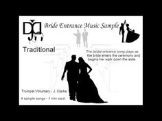 30 Second Music Clips Of The 16 Most Por Clical Selections Used In Wedding Ceremonies Good Ideas Pinterest