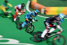 Olympics Rio 2016   Team Belgium - Elke Vanhoof is vrijdag op de Olympische Spelen in Rio de Janeiro zesde geworden in de BMX-finale bij de vrouwen.