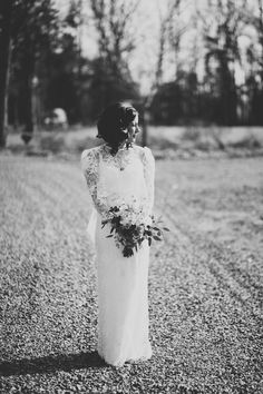 Intimate Handmade North Carolina Wedding