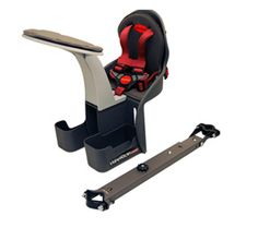 The WeeRide Kangaroo Child Bike Seat gives better communication between adult and child. Positioned comfortably in front off you the whole bike ride an infant feels intimate, fun and secure.