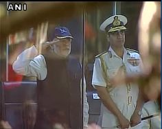 PM said in International Fleet Review that India will host first times Global Maritime Summit.