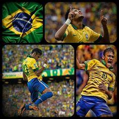 Neymar da Silva Santos Júnior, allgemein bekannt als Neymar oder Neymar Jr. Neymar Jr, Brazilian Soccer Players, Good Soccer Players, Brazil Football Team, National Football Teams, Fc Barcelona, Fifa, Paris Saint Germain Fc, Lionel Messi