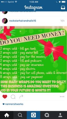 Join my ItWorks team!!! Nanners1.itworks.com
