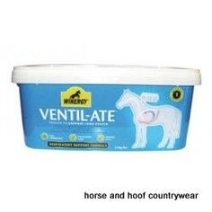 Mars Horsecare Winergy Ventil-Ate Contains a unique and balanced blend of anti-oxidants from a variety of sources which helps maintain a healthy respiratory system.