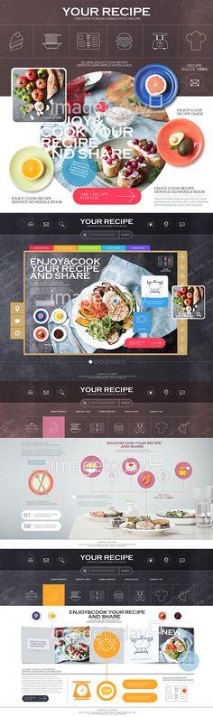 과일 레시피 무선통신 백그라운드 버튼 브라운 빵 아이콘 애플리케이션 엘리먼트 오렌지 오브젝트 요리 웰빙 웹사이트 웹소스 유기농 음식 자몽 접시…