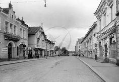 Läntinen keskusta - Vanhoja kuvia Turusta - Suomikuva.fi Street View