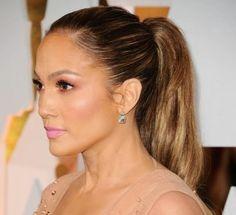 """Nuova acconciatura di Jennifer Lopez. Se vuoi sapere di più vai sul mio blog, szione """"moda capelli""""!;)"""