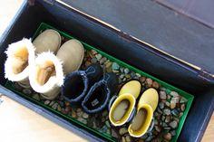 Boot Storage!
