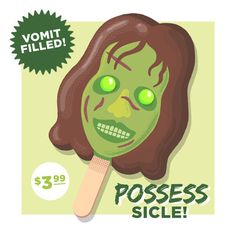 Cool Coasters, The Exorcist, Very Scary, Summer Sale, Creepy, Horror, Patches, Plush, Make It Yourself