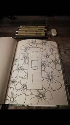 mei hello hallo may bullet journal