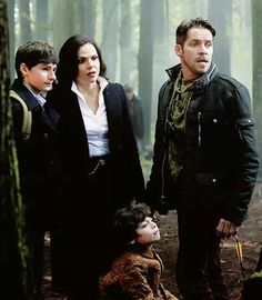 They would've been such a lovely family.