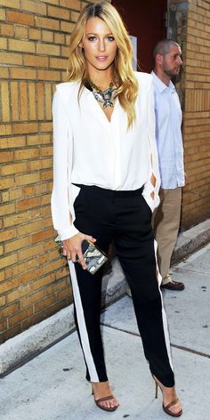 My Cup of Te: Fall Must-Have: The Tuxedo Trouser