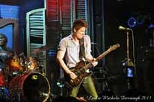 Jonny Lang at House Of Blues in New Orleans. 2011