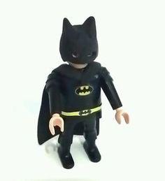 Batman playmobil and robins on pinterest - Batman playmobil ...