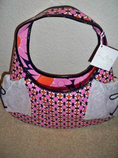 Vera Bradley vinyl coated hobo bag Hobo Bag, Vera Bradley, Purses, Bags, Style, Fashion, Handbags, Handbags, Moda