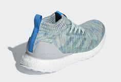 the latest 7a72e 0323d adidas Ultra Boost Mid – White   Multicolor