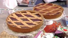 pastiera napoletana (classica e al cioccolato) di Sal De Riso