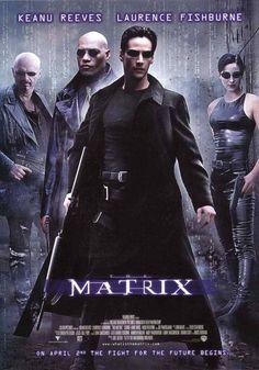 Larry Wachowski y Andy Wachowski Matrix Guión de la película