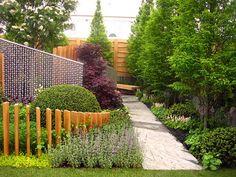 Beautiful garden design: The SeeAbility Garden, credit: Ashley Penn