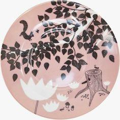 La vajilla House of Rym, con un original packaging para una porcelana muy fresca y sesentera