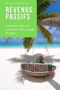 ⛱ Revenus Passifs by Lorenzo Martini Beach Mat, Outdoor Blanket, Earning Money, Passive Income, I Win, Fishing Line