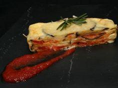 Receta | Pastel de berenjenas y queso - canalcocina.es