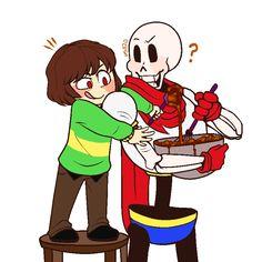Cocina con papyrus