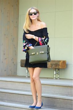 Olivia Palermo's Sexy Summer Look