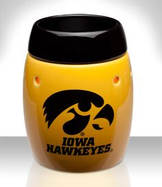 NEW Iowa Hawkeye warmer!!!  Available December 1st.
