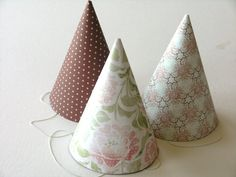 Party Hats 101 - girl. Inspired.