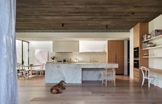 Oak Tree House by Susi Leeton Architects – Project Feature – The Local Project Royal Oak Floors, White Oak Floors, Latest Kitchen Designs, Local Architects, Open Plan Living, Oak Tree, Interior Design Kitchen, Interior Architecture, Kitchens