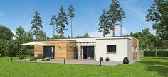 Les maisons à ossature bois ont l'énorme avantage d'être basse consommation de façon tout à fait naturelle Les maisons Natilia ( comme ici avec les photos de maisons de Natilia Cholet) par exemple proposent des modèles tout à fait superbe et sont des...
